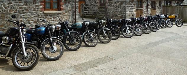 All bikes scroll